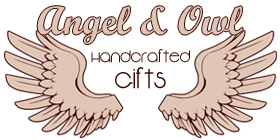 Vendor Sponsor: Angel & Owl Handcrafted Gifts